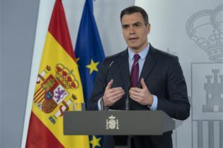 presidente del gobierno españa