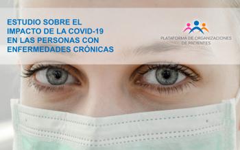 La POP abre la tercera fase del estudio 'Impacto de la COVID-19 en las personas con enfermedad crónica'